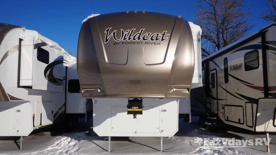 2016 Forest River Wildcat 312BHX