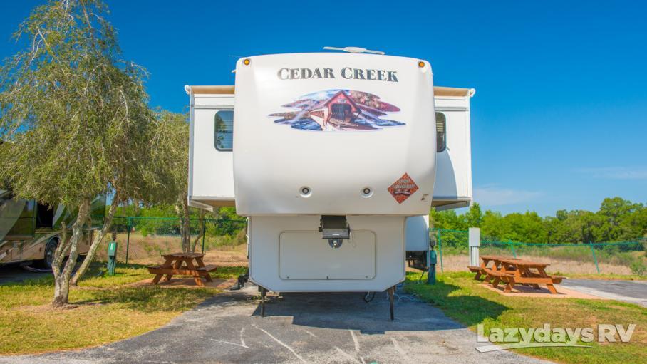 2012 Forest River Cedar Creek 38FL