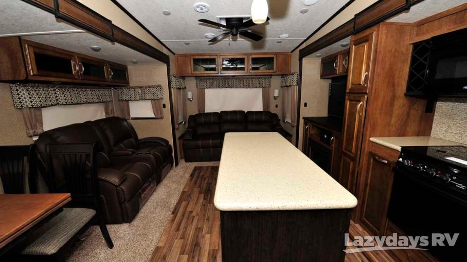 2017 Coachmen Chaparral 360IBL