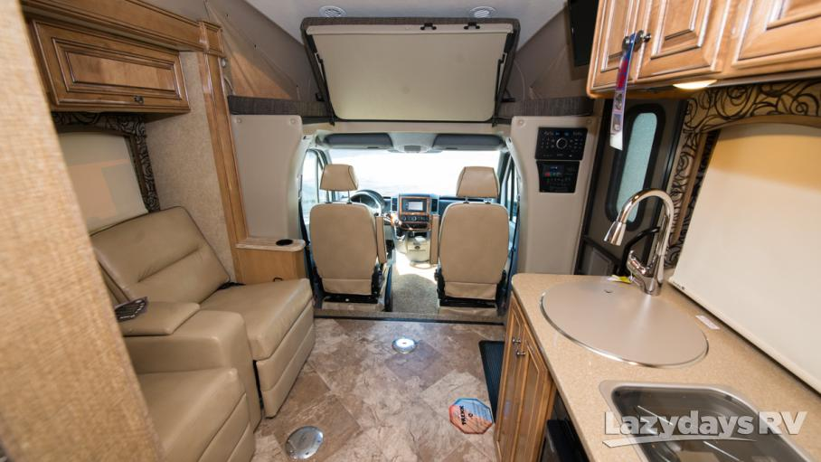 2016 Thor Motor Coach Four Winds Siesta Sprinter 24ST