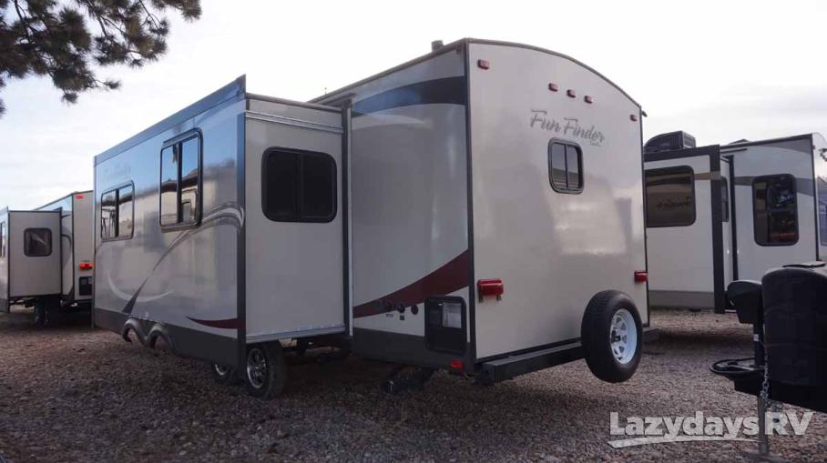 2014 Cruiser RV Fun Finder 266KIRB