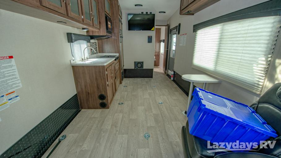 2019 Forest River Work and Play Toy Hauler 26WCB