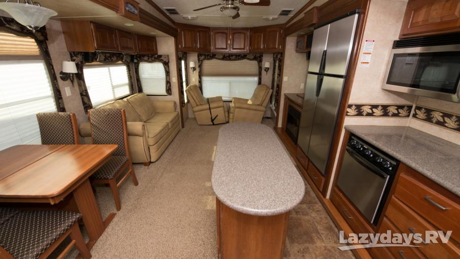 2011 Keystone RV Alpine 3640
