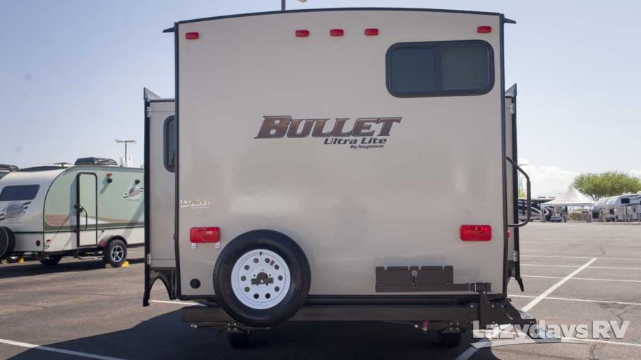 2016 Keystone RV Bullet Ultra Lite 220RBIWE