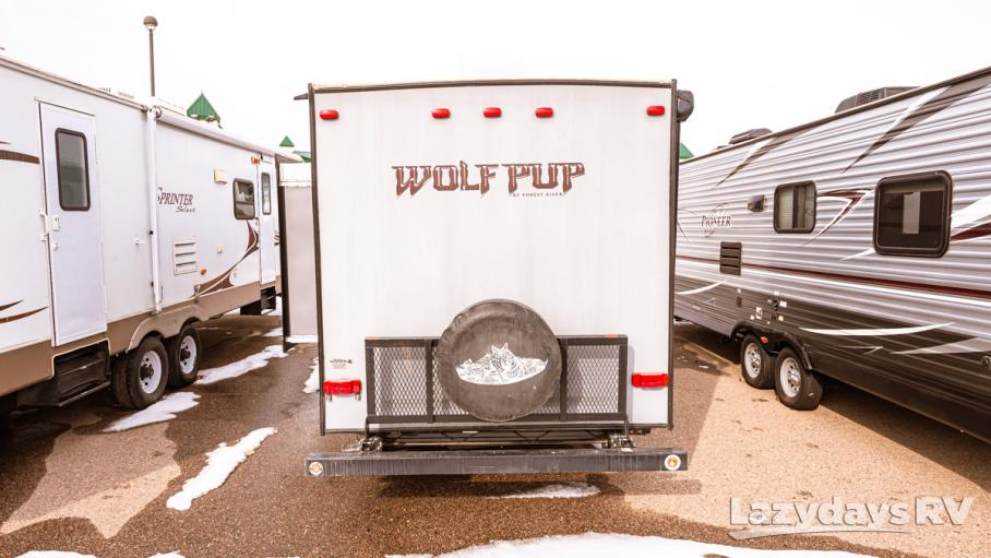 2015 Forest River Cherokee Wolf Pup 18FB