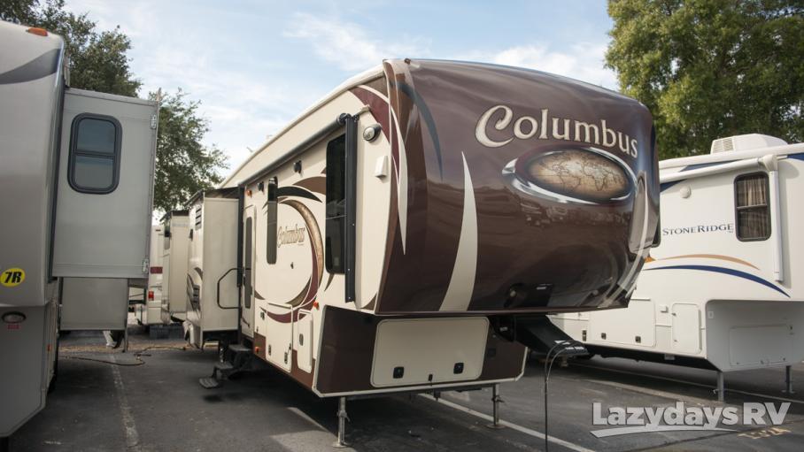 2013 Palomino Columbus M-365RL