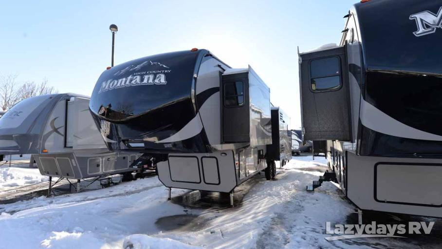2016 Keystone RV Montana High Country 310RE