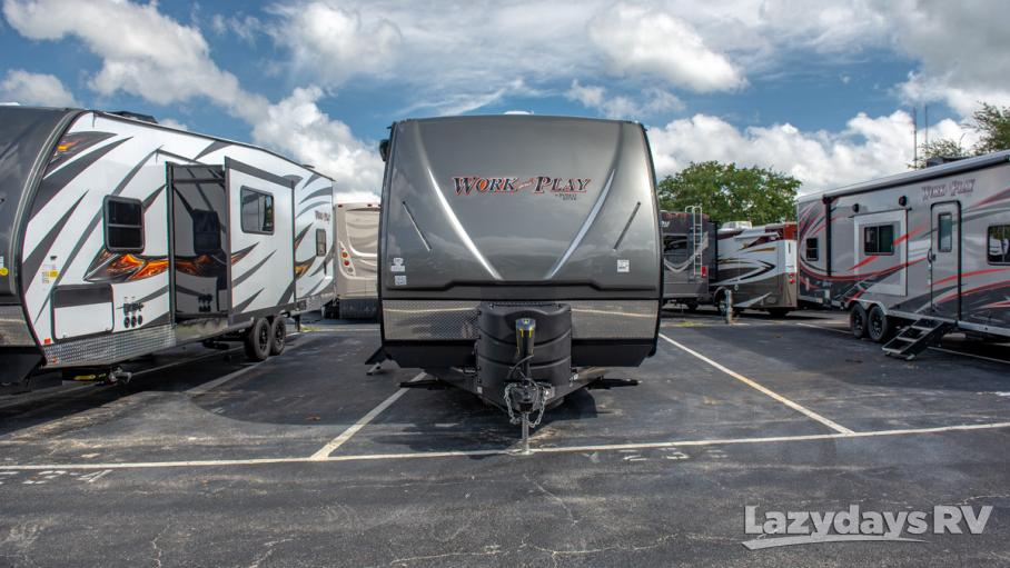 2019 Forest River Work and Play Toy Hauler 25WQB