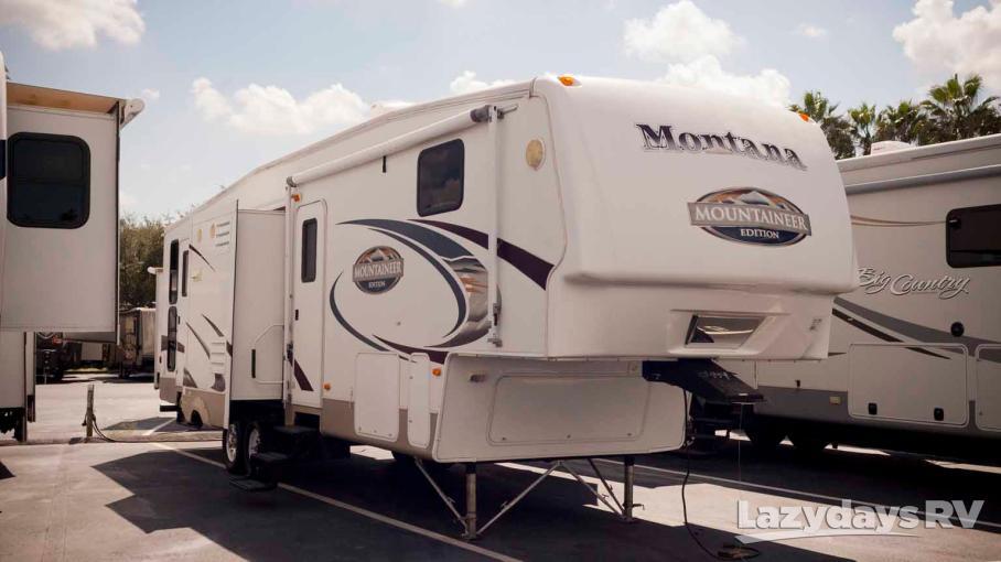 2009 Keystone RV Mountaineer 347THT