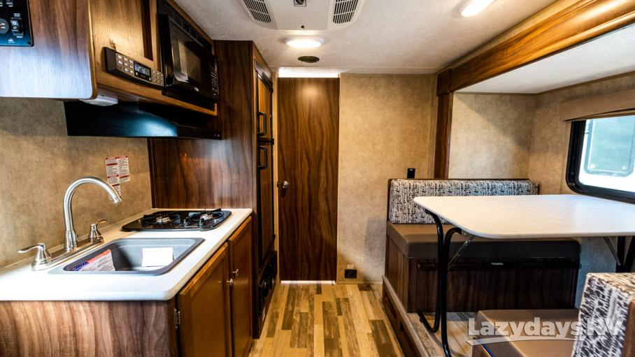 2019 Coachmen Viking 17FQS