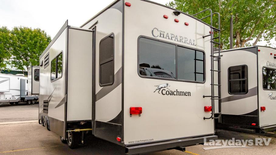2019 Coachmen Chaparral 298RLS