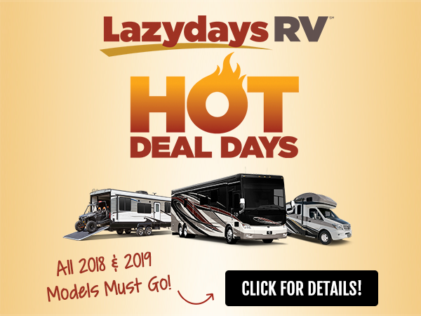 Motorhome Luxury Rv Travel Trailer Sales Service Lazydays