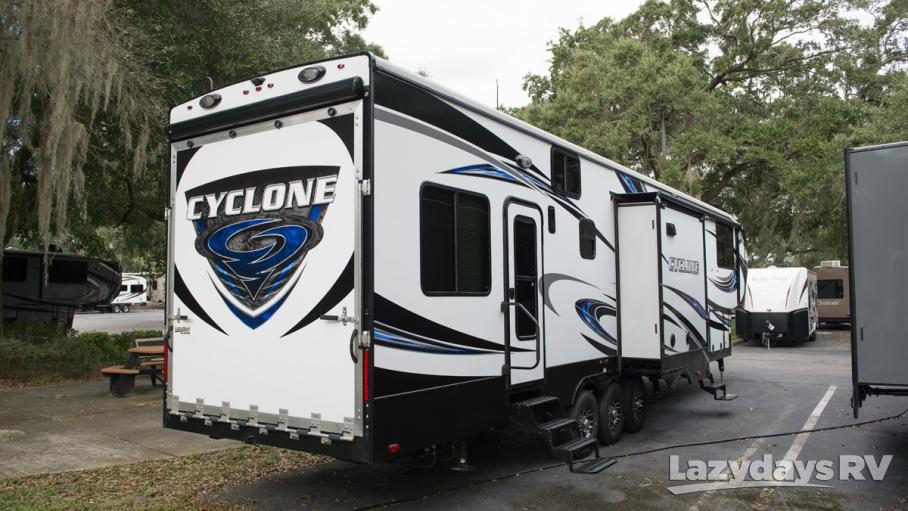 2016 Heartland Cyclone 4100