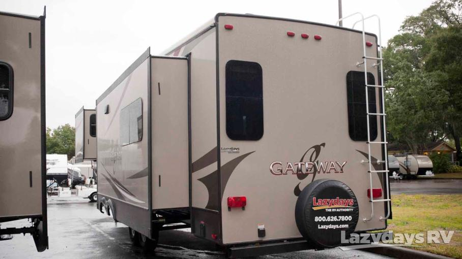 2015 Heartland Gateway 3500RE