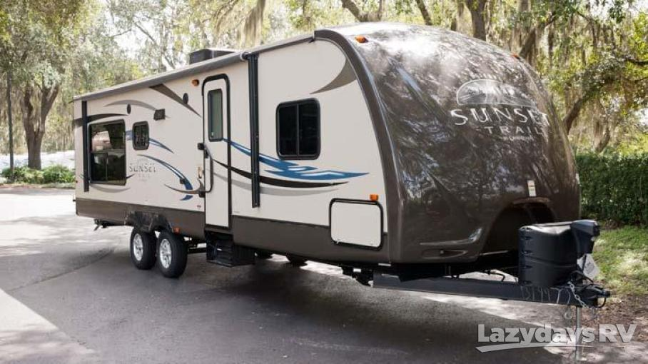 2013 Crossroads RV Sunset Trail TT 30RE