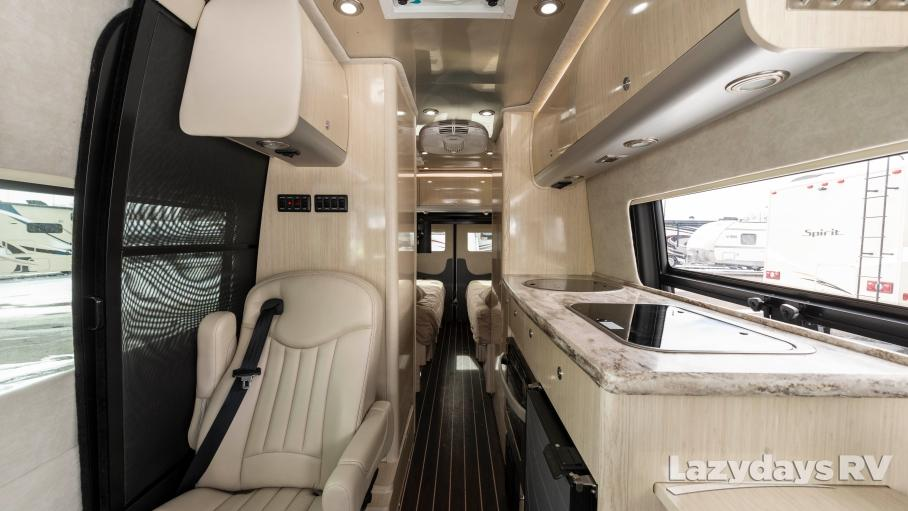2016 Airstream Interstate LOUNGE WARDROBETWIN