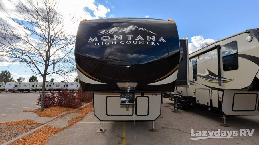 2017 Keystone RV Montana High Country 378RD