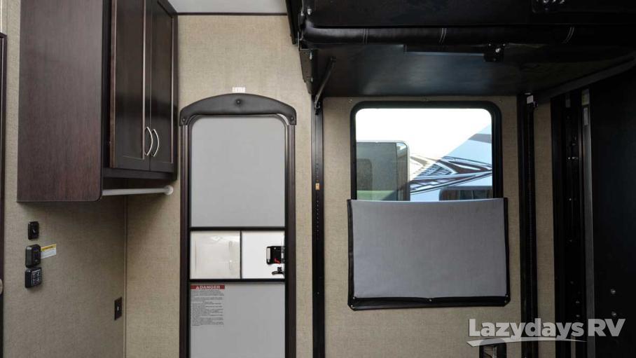 2017 Keystone RV Carbon TT 27