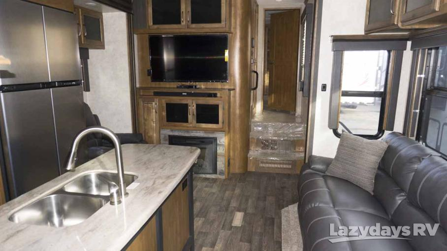 2015 Keystone RV Raptor 405TS