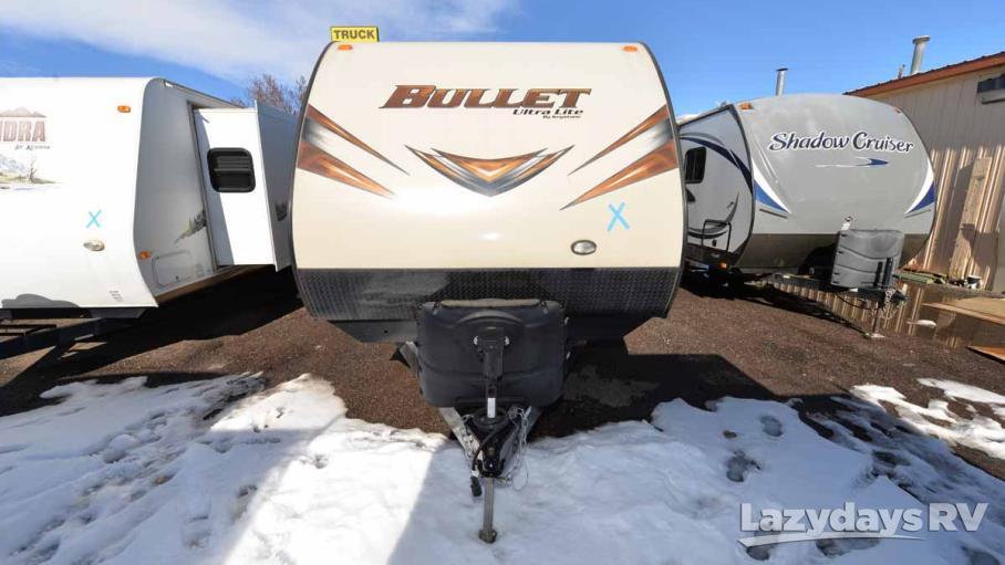 2015 Keystone RV Bullet 285RLSWE