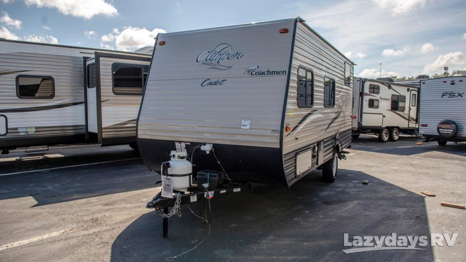 2017 Coachmen Clipper Cadet 17BH