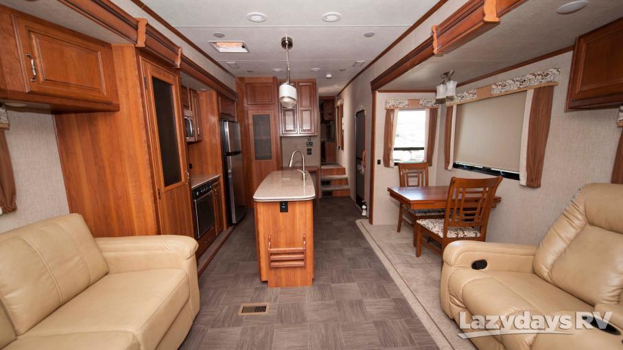 2015 Redwood RV Sequoia 38QRE