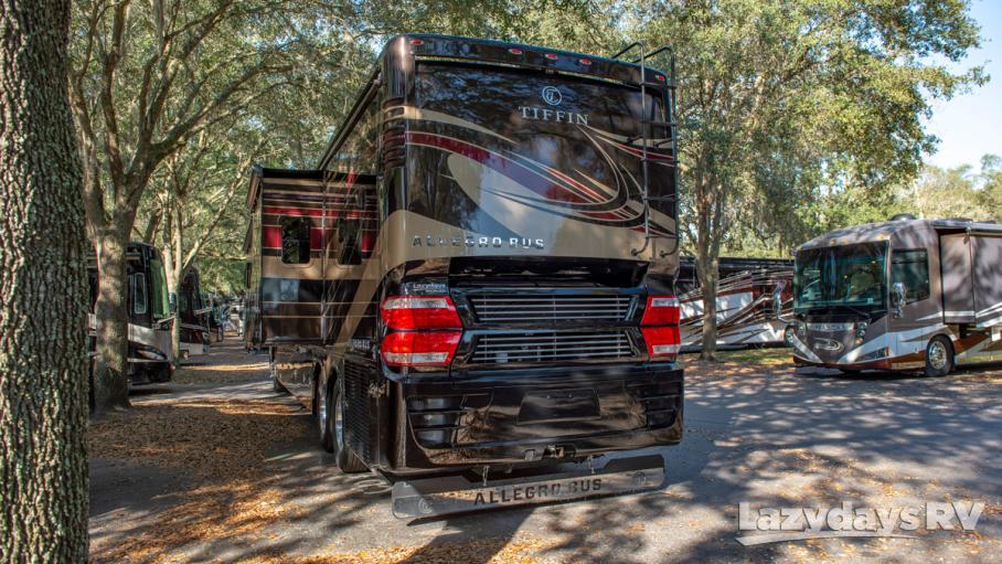 2016 Tiffin Motorhomes Allegro Bus 45OP
