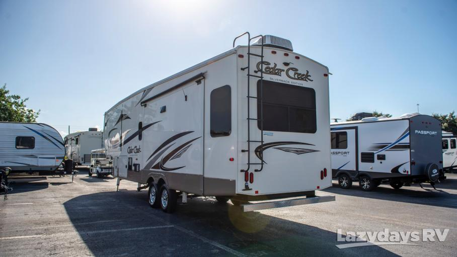 2017 Forest River Cedar Creek Silverback 33IK
