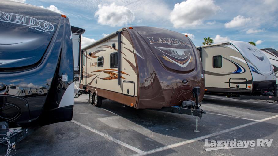 2015 Keystone RV Laredo TT 240MK