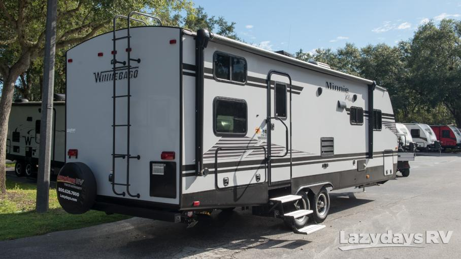 2019 Winnebago Minnie Plus 27BHSS