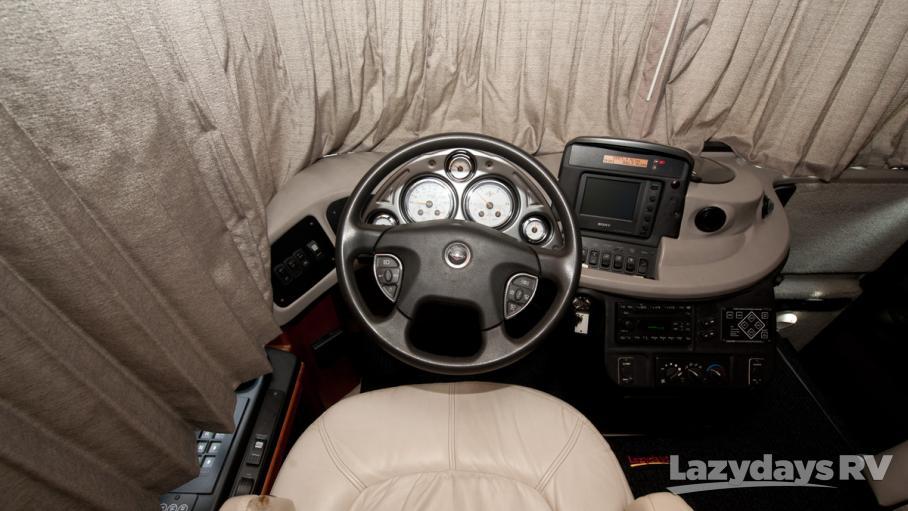 2007 Fleetwood RV Revolution LE 40L