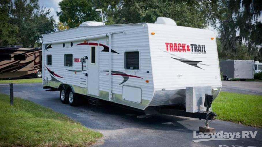 2009 Endura Max RV Track and Trail 27RTH