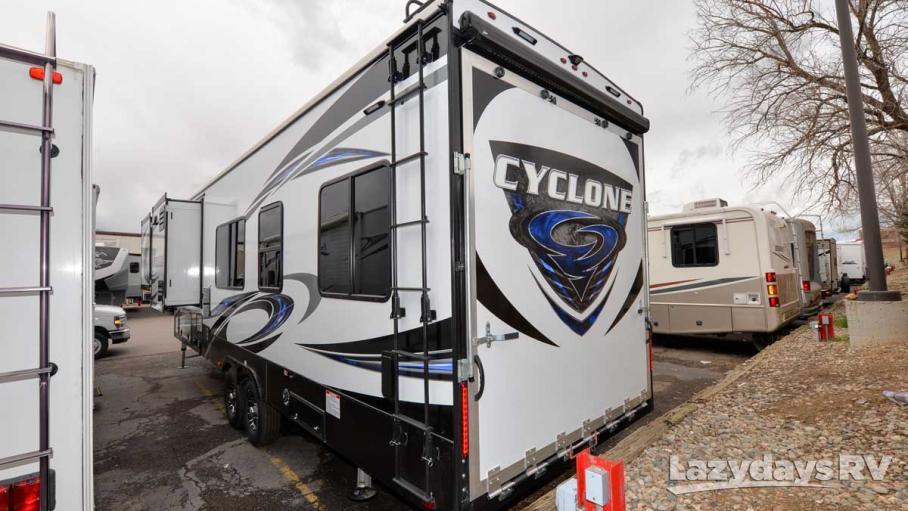 2017 Heartland Cyclone 3418