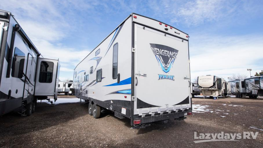 2018 Forest River Vengeance 314A12