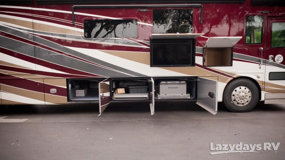 2016 Tiffin Motorhomes Allegro Bus 45LP