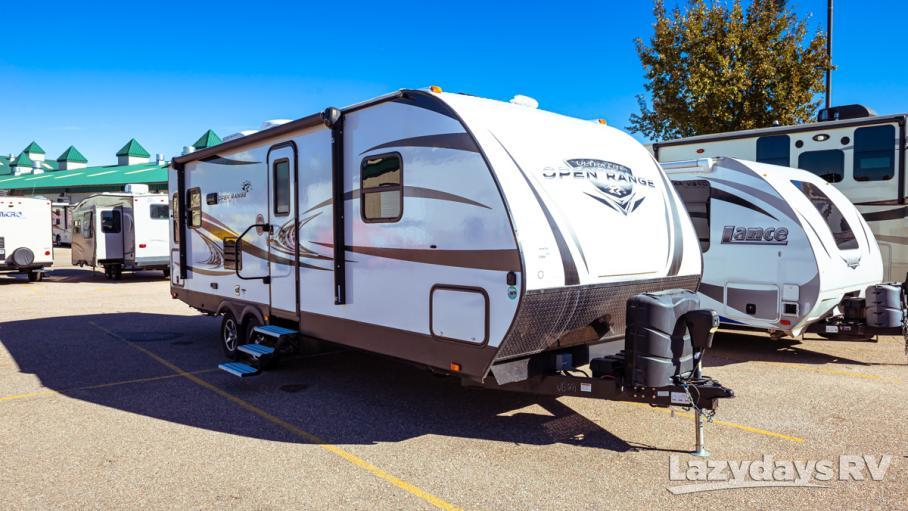 2018 Highland Ridge RV Open Range Ultra Lite